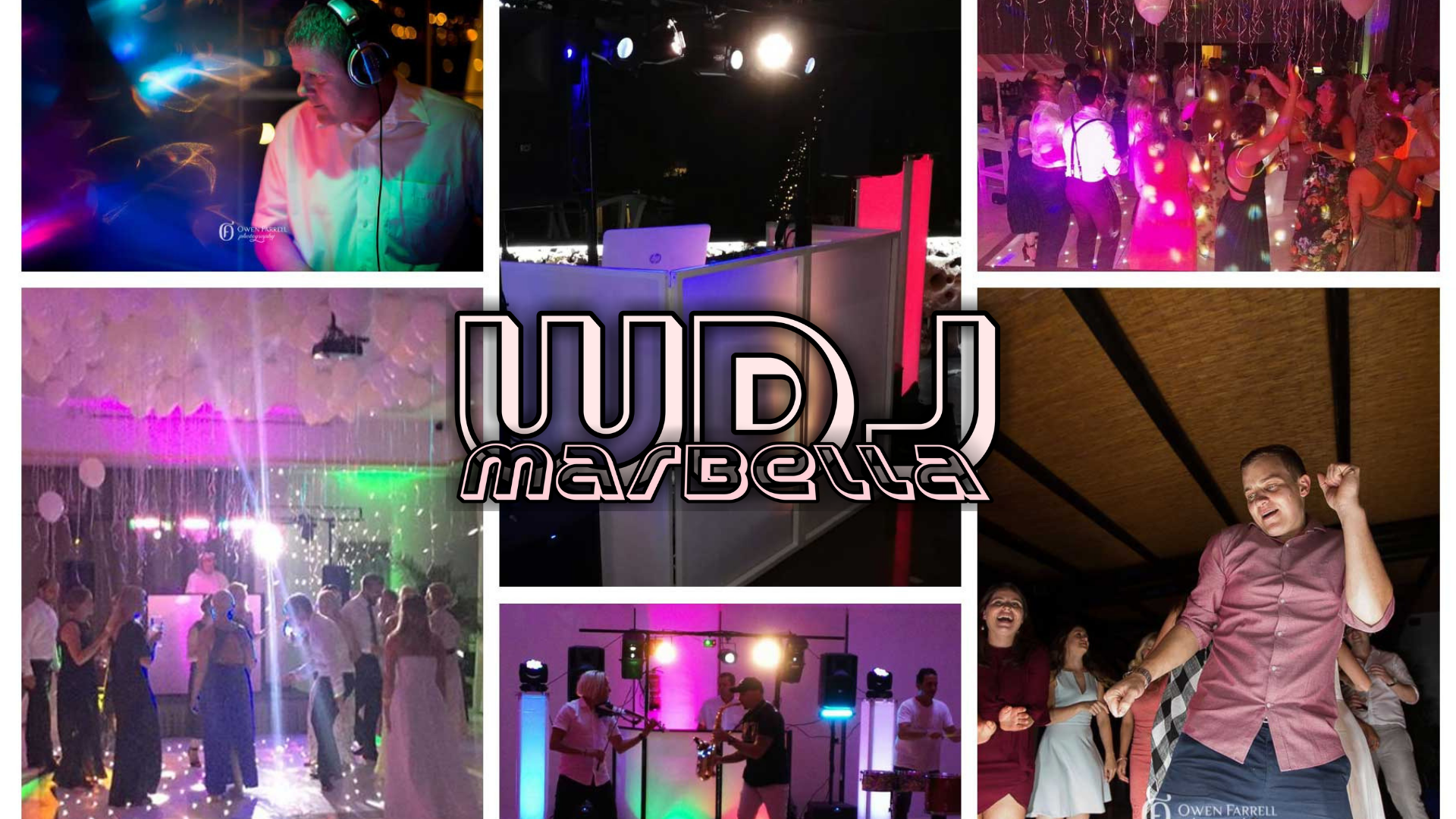 Wedding Dj Marbella