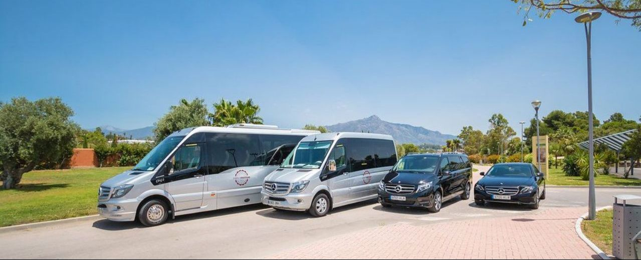 Transport for groups Marbella