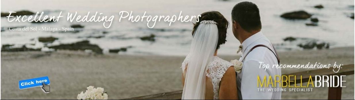Wedding photographers Marbella