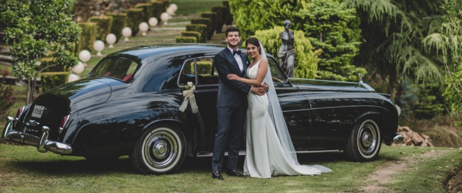 Wedding car hire Marbella