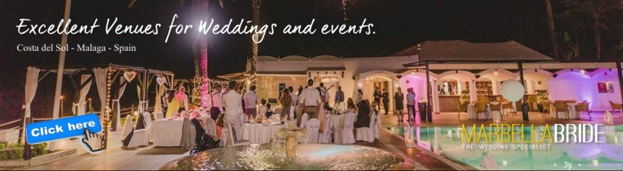 Wedding venues in Marbella